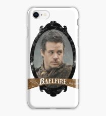 Bealfire Frame iPhone Case/Skin