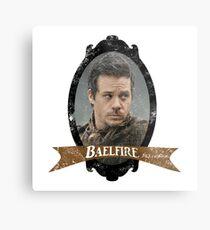 Bealfire Frame Metal Print
