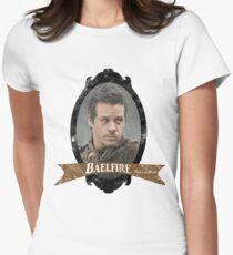Bealfire Frame Women's Fitted T-Shirt