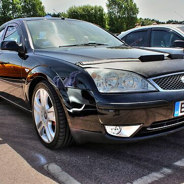 Shiny Ford Mondeo by ViczS