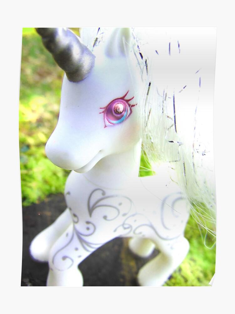 My Little Pony - G2 Princess Silver Swirl | Poster