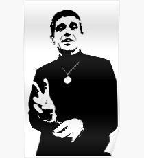 Daniel Berrigan, SJ Poster