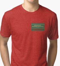 Delightful Delicious Delovely Tri-blend T-Shirt