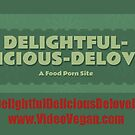 Delightful Delicious Delovely by Christine Elise McCarthy