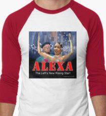Alexandria Ocasio-Cortez Men's Baseball ¾ T-Shirt