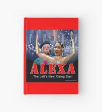 Alexandria Ocasio-Cortez Hardcover Journal