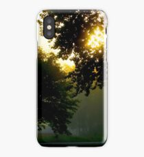 Early morning. © Dr.Andrzej Goszcz iPhone Case