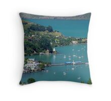 Beautiful Place Throw Pillow