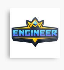 Realm Royale Engineer Metal Print