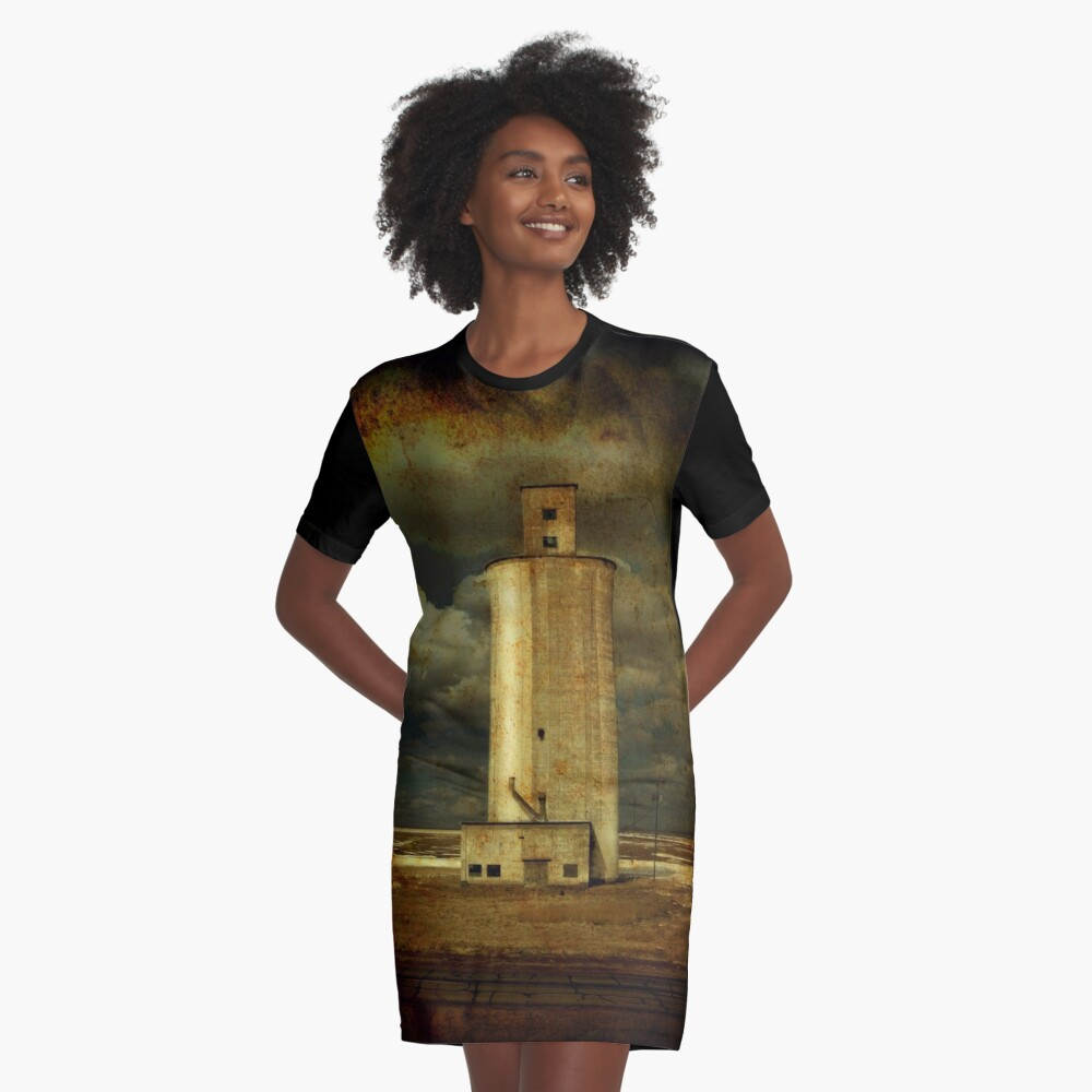 Conway, Texas Graphic T-Shirt Dress