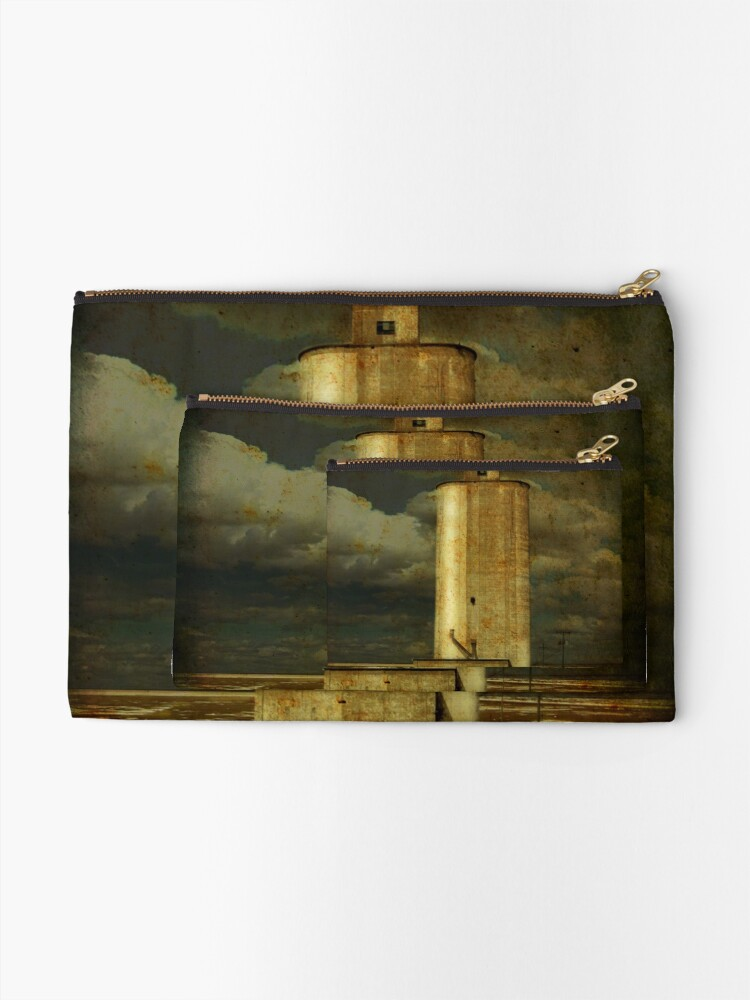Alternate view of Conway, Texas Zipper Pouch