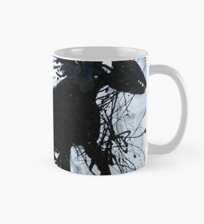 Black Horse 12 Mug
