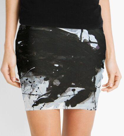 Black Horse 7 Mini Skirt