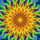 Sunflower by Judson Cottrell