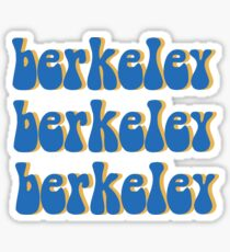 Berkeley Sticker