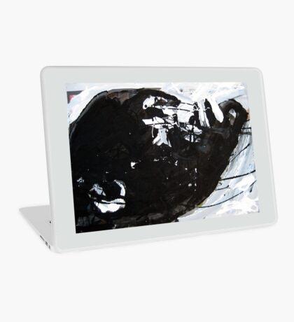 Black Horse 8 Laptop Skin