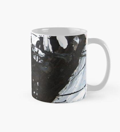 Black Horse 8 Mug
