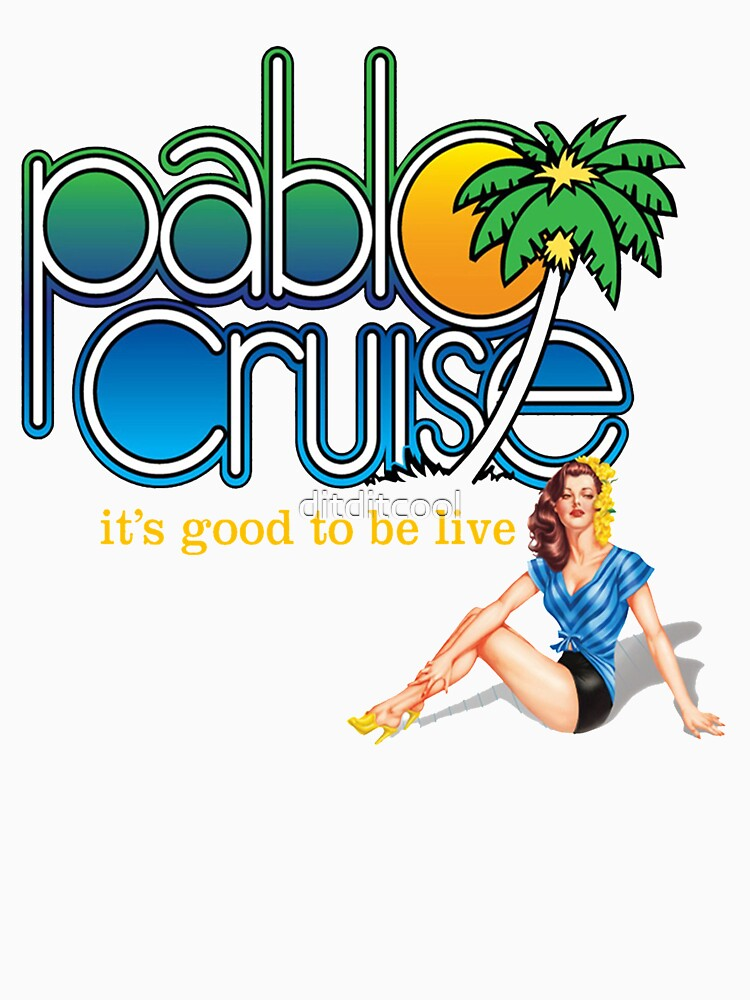 """""""Pablo Cruise Step Brothers """" Women's T-Shirt By"""