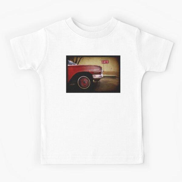 Adrian, Texas Kids T-Shirt