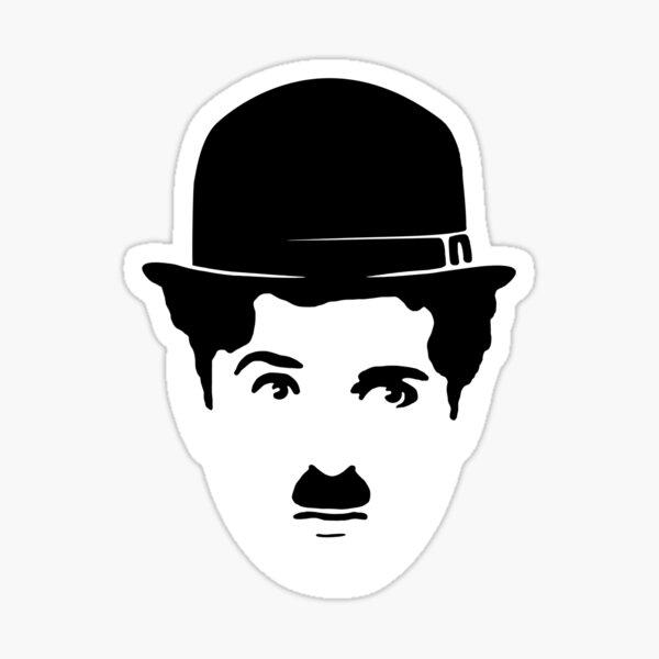 Chaplin de base Sticker
