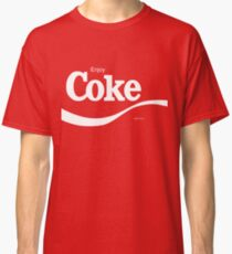 Enjoy Coke Classic T-Shirt 0f0a81b76