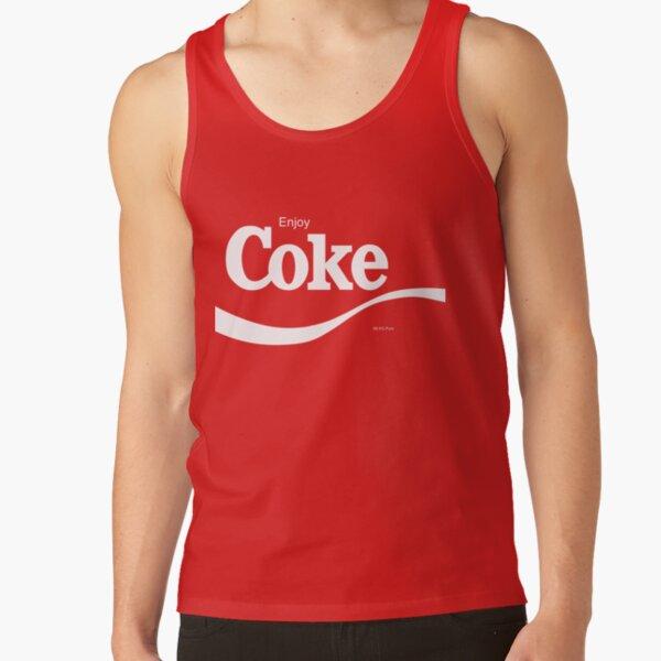 Appréciez le Coca Débardeur