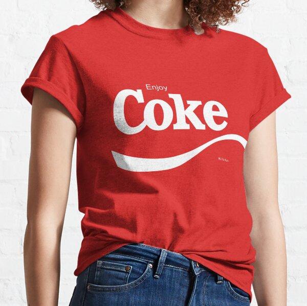 Disfruta Coca Camiseta clásica