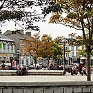 Donegal Town, County Donegal, Ireland by Agnes McGuinness