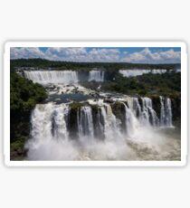Iguazu Falls Sticker