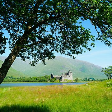 Kilchurn Castle. by Tommydickson