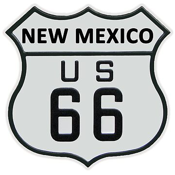 ROUTE 66 NEW MEXICO by tomb42