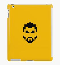 Retro Adam Jensen iPad Case/Skin