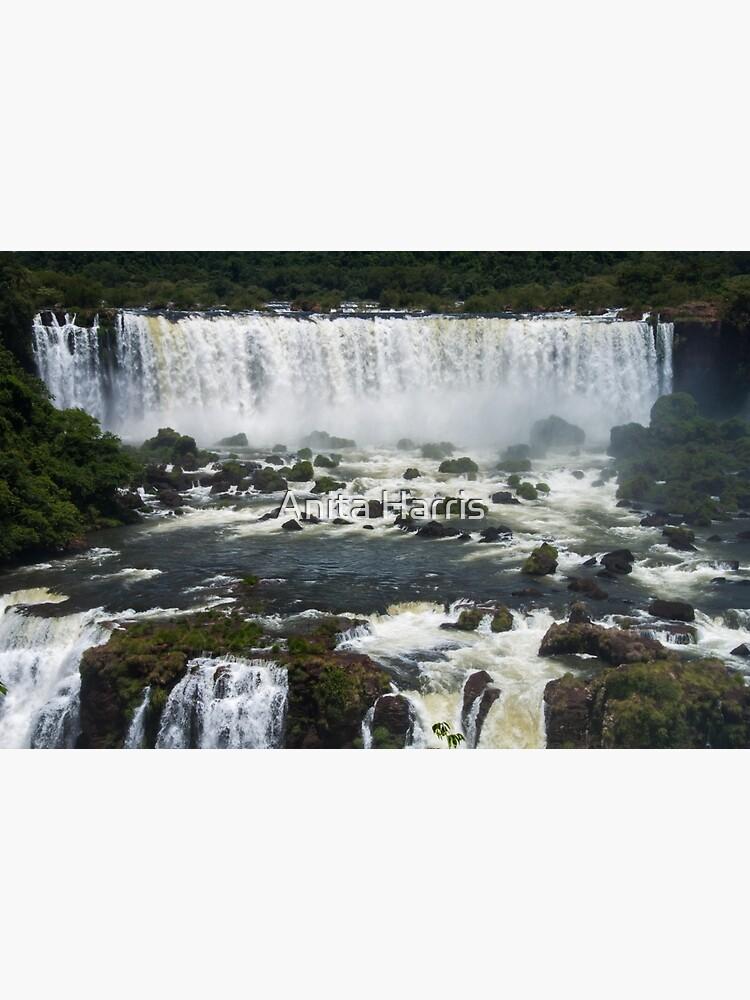 Iguazu Falls by plasticflower