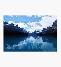 Lake Maligne Photographic Print