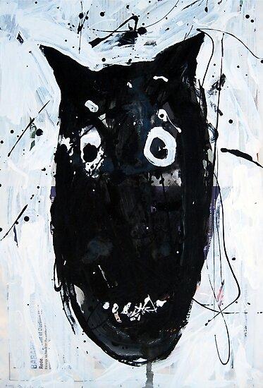 Black Horse 9 by John Douglas
