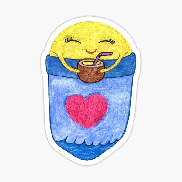 Sunshine in My Pocket Sticker