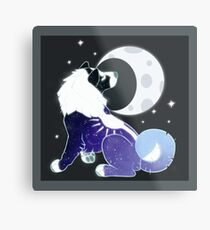 There's A Moon Like You Metal Print