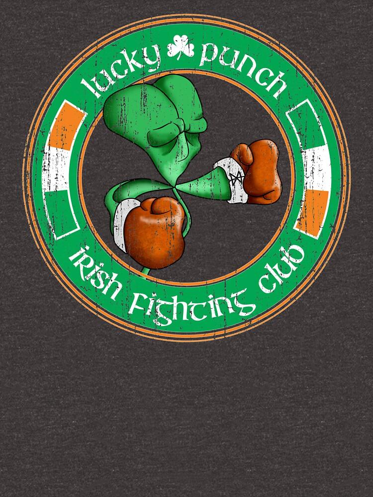Lucky Punch Irish Fighting Club by andabelart