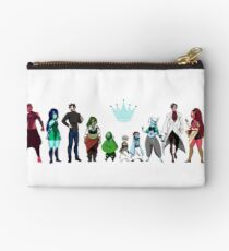 Character size chart Studio Pouch
