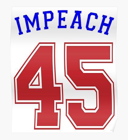Impeach 45 Poster