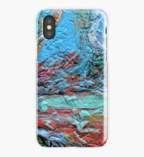 Across The Waterfall iPhone Case