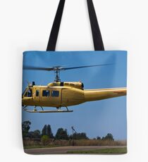 Bell 205 - Bell UH-1D-BF Iroquois Tote Bag