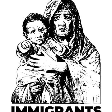 SUPPORT IMMIGRANTS AND REFUGEES by radvas