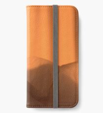 Peach Morning Light  iPhone Wallet/Case/Skin