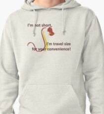 Travel Size Pullover Hoodie