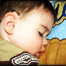Dreaming about Baseball!   by Jenni Atkins-Stair