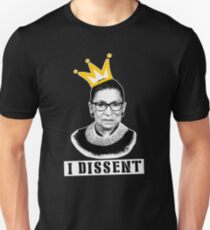 Le t-shirt Notorious RGB t-shirt Ruth Bader Ginsburg je t-shirt dissident T-shirt unisexe