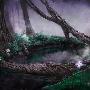 Swamp by LonelyWinters