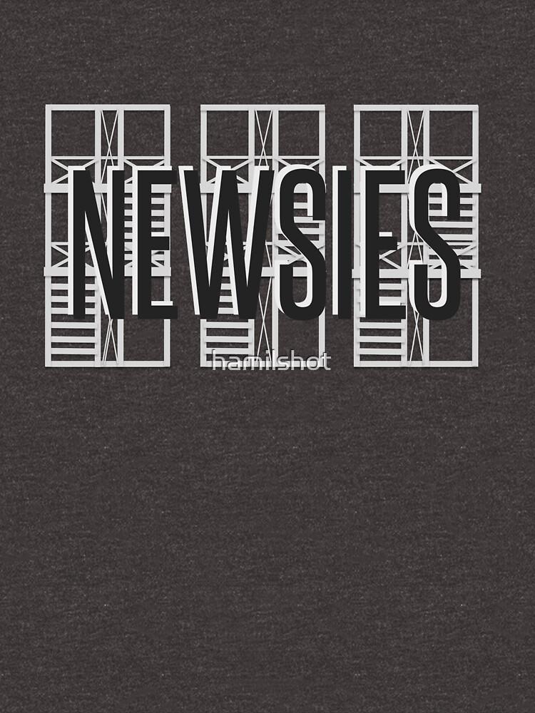 Newsies de hamilshot
