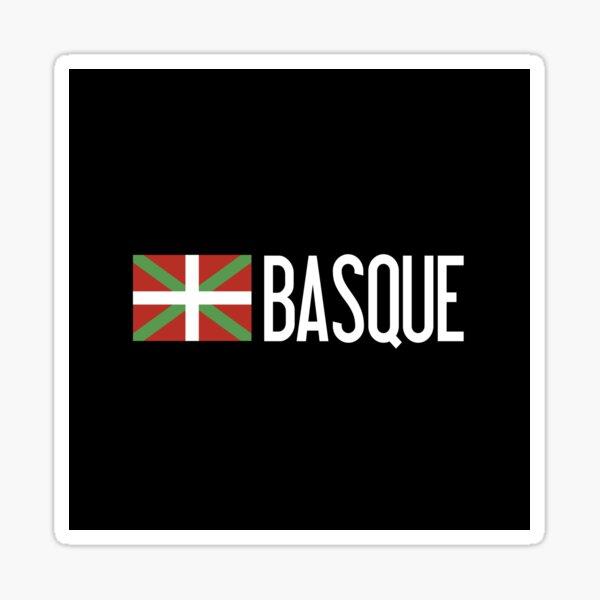 Pays Basque: Drapeau Basque & Basque Sticker